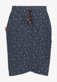 alife & kickin - LUCYAK  - Puffball skirt - marine - 5