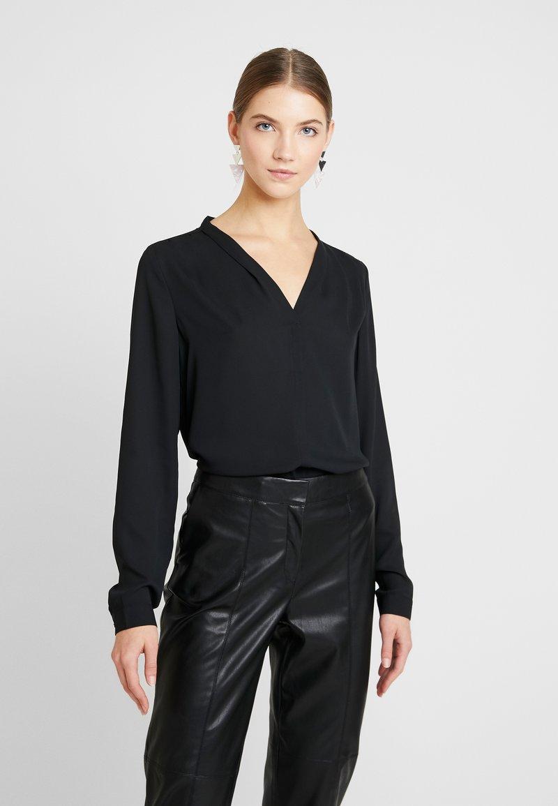 Vero Moda - VMELIZABETH - Bluse - black