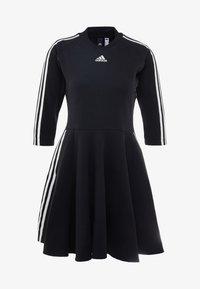 adidas Performance - DRESS - Vestido ligero - black - 4