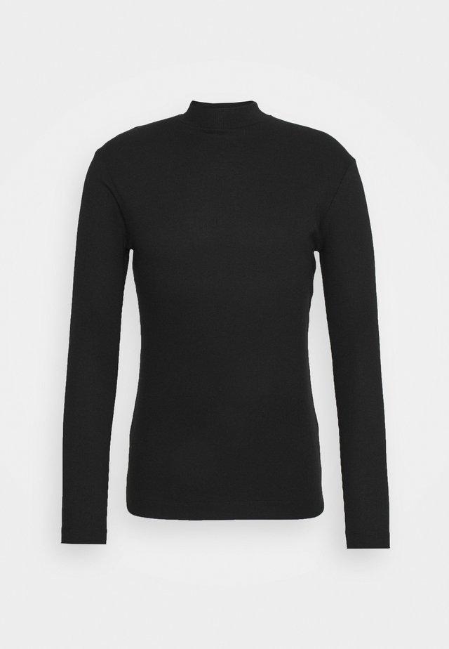 MORITZ - Langarmshirt - black