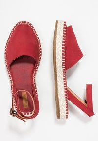 El Naturalista - MARINE - Platform sandals - tibet - 1