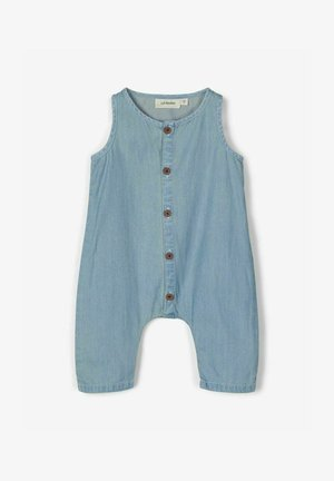 EINTEILER - Jumpsuit - light blue denim