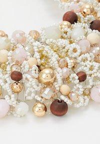 ALDO - ARVAN - Ketting - brown/blush/crystal - 2