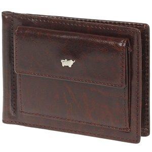 BASIC (12 cm) - Wallet - cognac