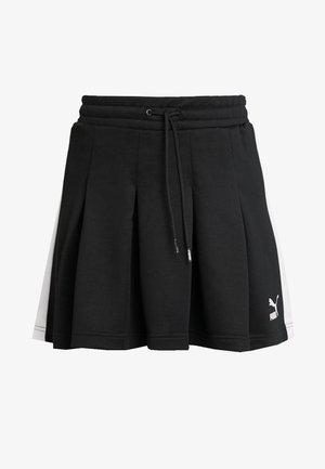 CLASSICS PLEATED SKIRT - A-line skirt - black