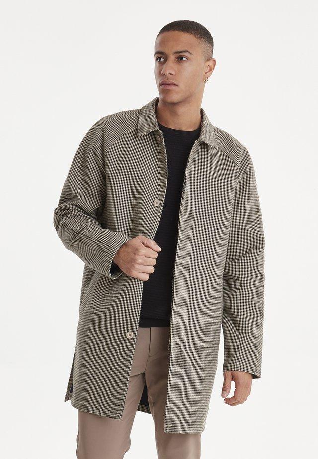 Short coat - silver mink
