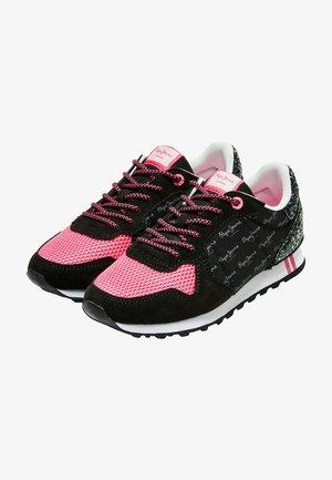 VERONA W SERIE - Sneakersy niskie - black