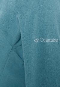 Columbia - GLACIAL 1/2 ZIP - Fleece jumper - canyon blue/spruce - 2
