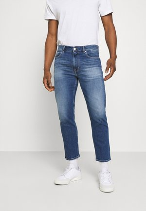 DAD JEAN REGULAR TAPERED - Jeans a sigaretta - denim