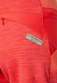 La Sportiva - CIRCUIT - Korte sportsbukser - hibiscus/flamingo - 2