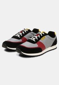 Timberland - LUFKIN  - Sneakers - md grey mesh wblk - 2