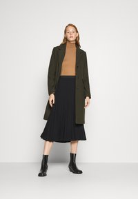 Modström - PAMELA COAT - Classic coat - dark army - 1