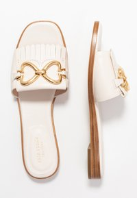 kate spade new york - POSY CLEAN  - Mules - parchment - 1
