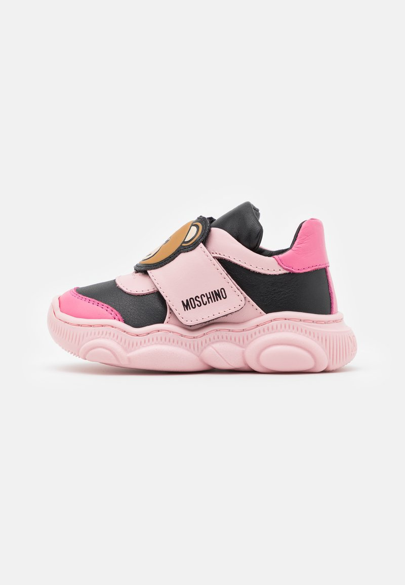MOSCHINO - Trainers - light pink