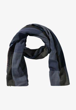 Sjaal - night blue