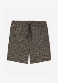 Marc O'Polo - Pyjama bottoms - schwarz - 3