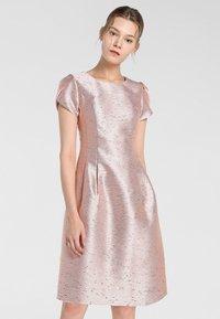 Apart - Cocktail dress / Party dress - puder-multicolor - 0