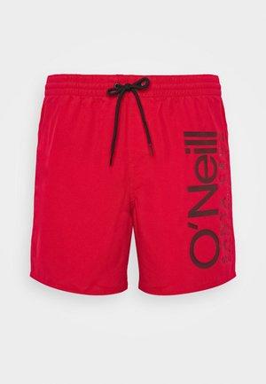 ORIGINAL CALI - Plavky - haute red