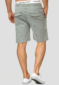 INDICODE JEANS - KELOWNA - Shorts - abyss - 2