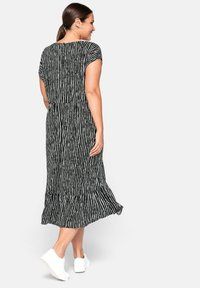 Sheego - Day dress - black - 2