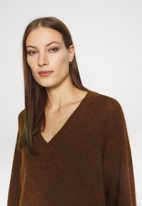 Selected Femme - Jumper - bordeaux - 3