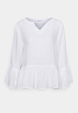 Blouse - optical white