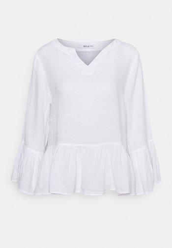 Blouse - optical white