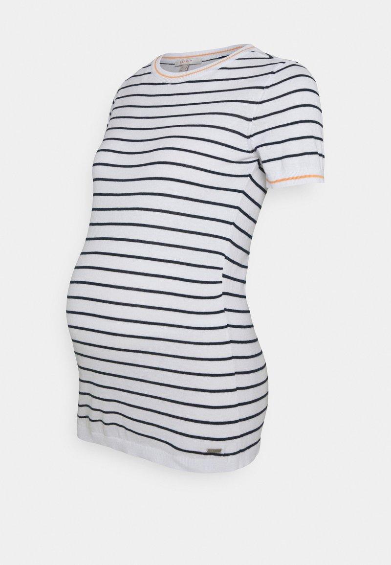 Esprit Maternity - Print T-shirt - bright white
