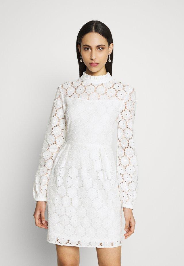 ONLNORA SHORT DRESS - Vestito elegante - cloud dancer