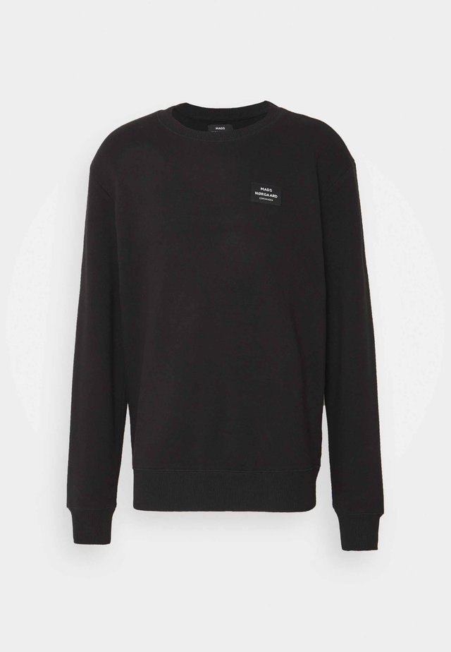 NEW STANDARD CREW LABEL - Sweatshirt - black