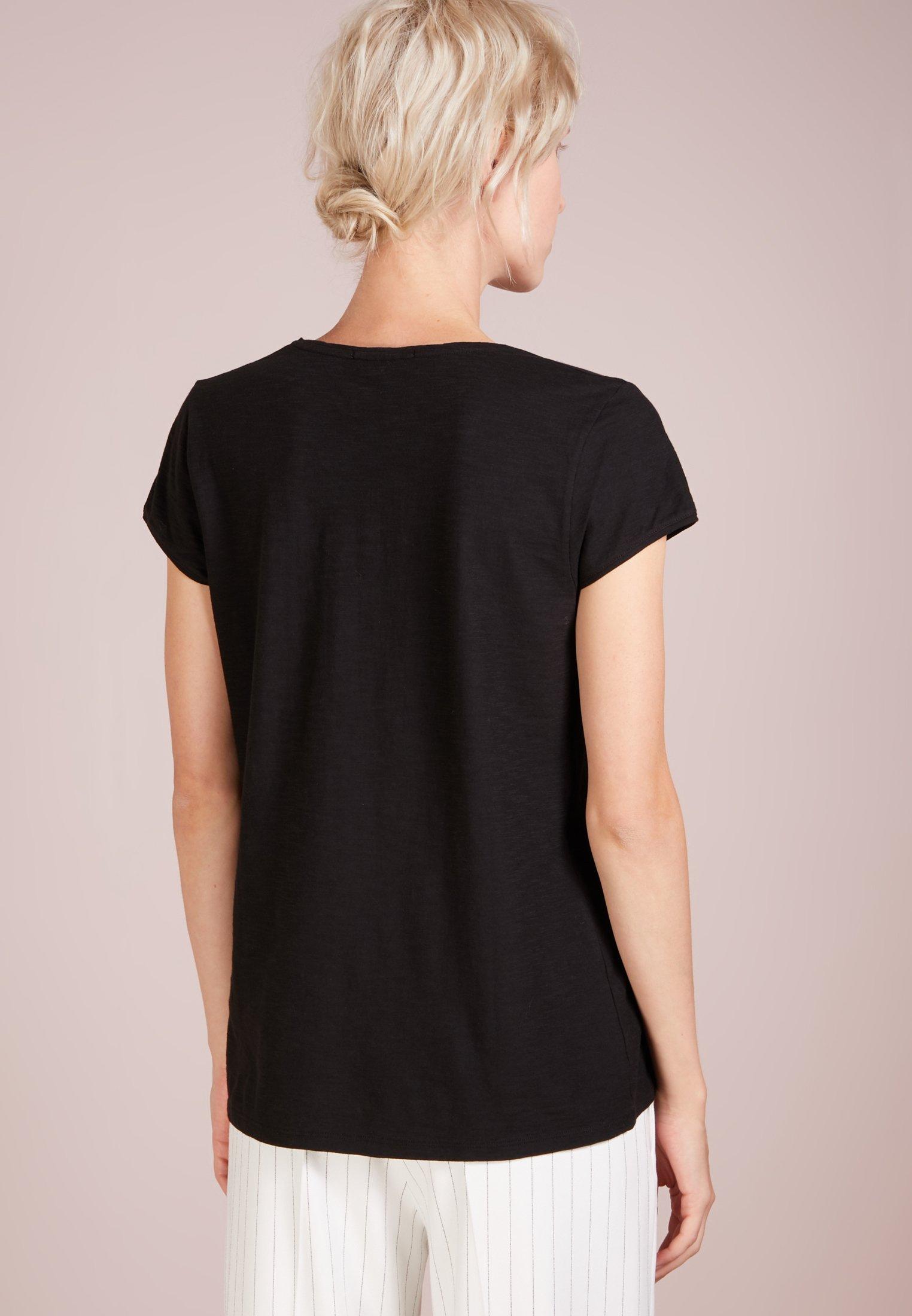 Drykorn Avivi - T-shirts Black/svart