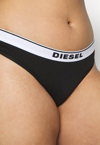 Diesel - UFST-STARSX-THREEPACK 3 PACK - Thong - black/black/grey - 5