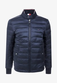 Tommy Hilfiger - ARLOS BOMBER - Light jacket - blue - 4