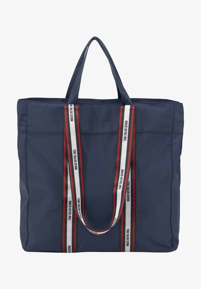 Shopping Bag - mixed maritim