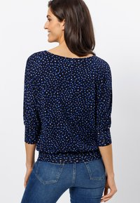 zero - Long sleeved top - dark blue - 2