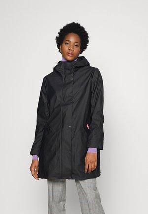 WOMENS LIGHTWEIGHT HUNTING COAT - Waterproof jacket - black