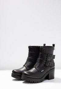 Dockers by Gerli - Cowboy/biker ankle boot - schwarz - 4