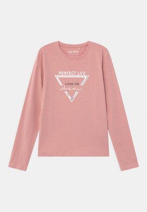 GIRLS  - Langarmshirt - rosa