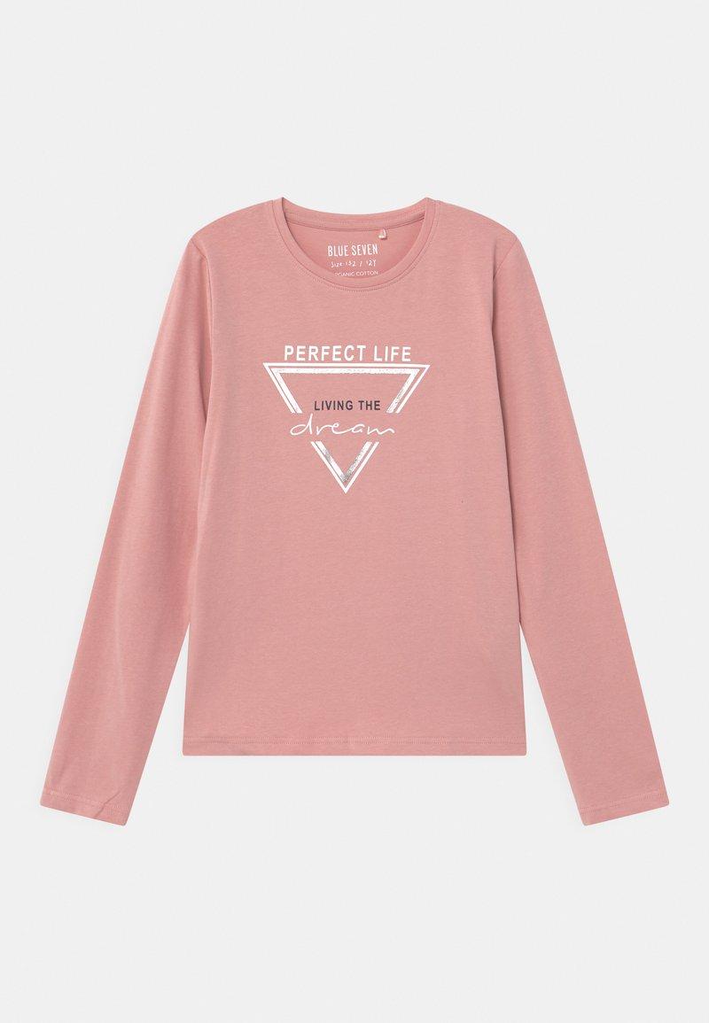 Blue Seven - GIRLS  - Long sleeved top - rosa
