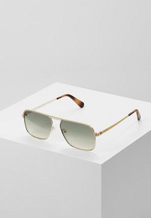 Sonnenbrille - gold-coloured