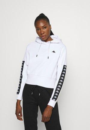 JUNJA - Sweatshirt - bright white