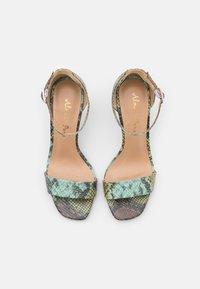 Alma en Pena - Sandals - aqua - 5