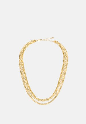 SALLY COMBI NECKLACE - Kaulakoru - gold-coloured