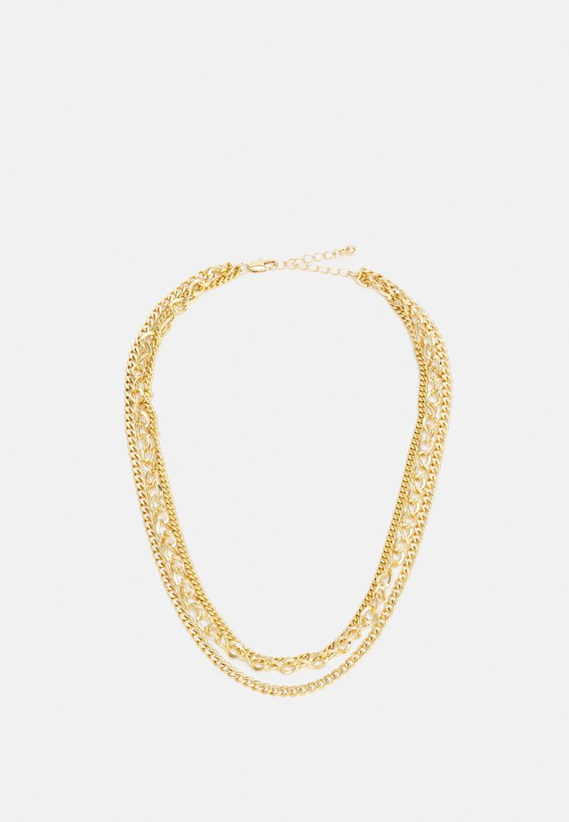 SALLY COMBI NECKLACE - Halskæder - gold-coloured