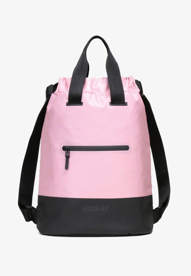FLEX CINCH - Rugzak - pink blush