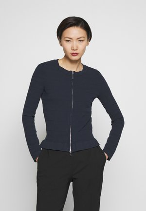 SANERY - Cardigan - open blue
