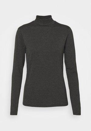 MULTIF - Långärmad tröja - anthracite