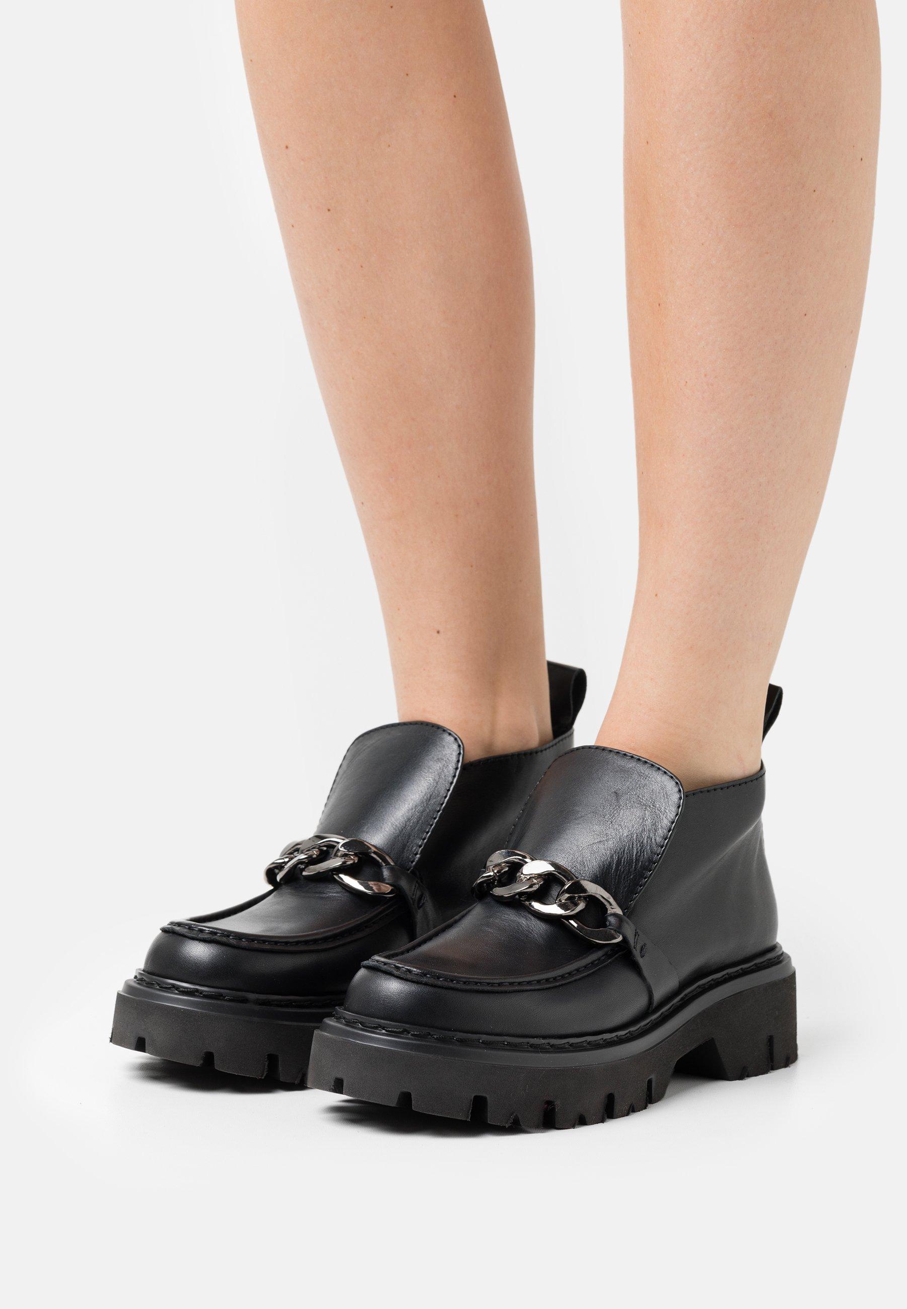 Damen Slipper - black