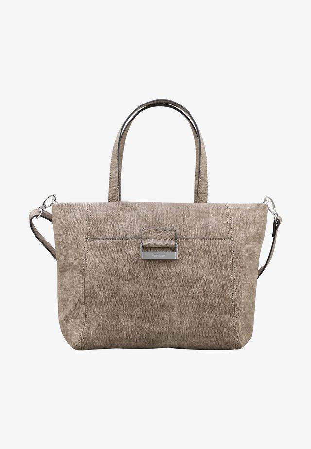 BE DIFFERENT - Handbag - taupe