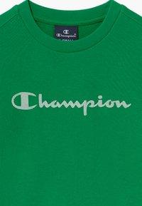 Champion - LEGACY AMERICAN CLASSICS CREWNECK UNISEX - Sweatshirt - green - 3